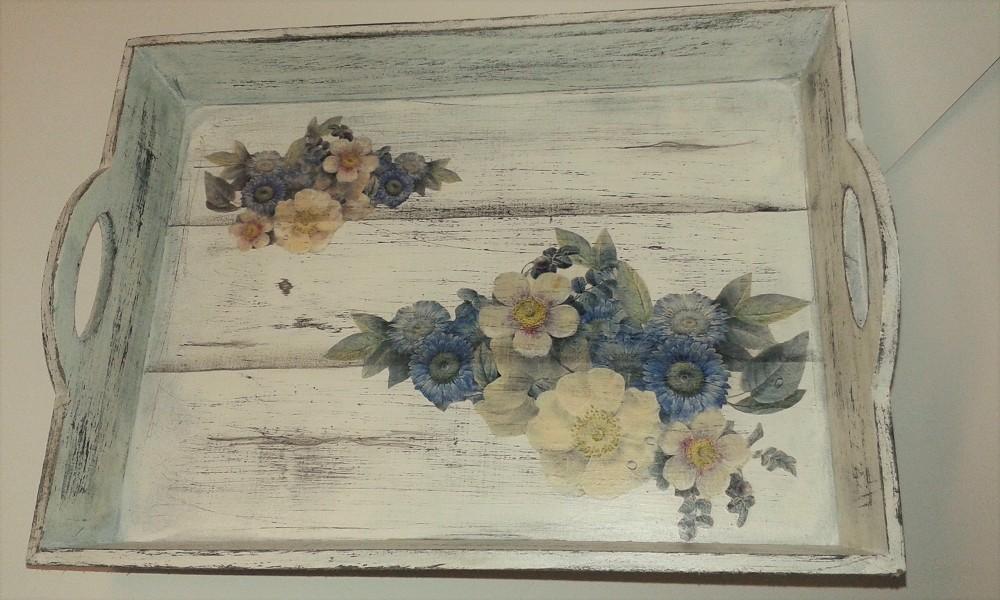 Artemarket vendita online stamperia rayher belle arti - Decoupage su mobili ...